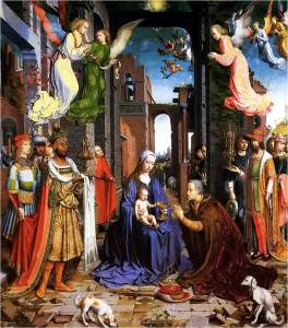 Adoration-of-the-Kings-by-the-Rennaisance-artist-Jan-Gossaert